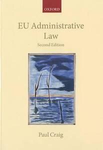 EU Administrative Law, Craig, Paul