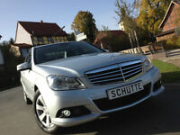 Mercedes-Benz C 200 CDI DPF BE COMAND PTS ALU SITZH. Mod.2012