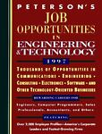 Job Opportunities in Engineering and Technology, 1997, Peterson's Magazine Staff, 1560796472