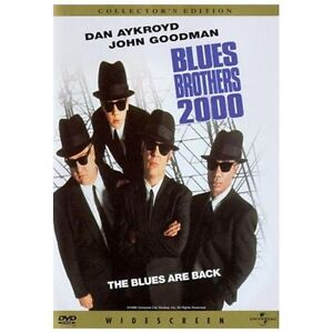 BLUES-BROTHERS-2000-COLLECTORS-EDITION-AYKROYD-GOODMAN-DVD-IN-STOCK