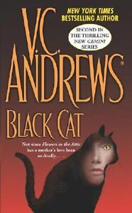 Black-Cat-by-V-C-Andrews-2004-Paperback