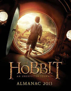 The-Hobbit-Annual-2013-An-Unexpected-Journey-Used-Good-Book
