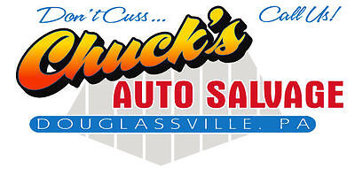 Chuck's Auto Salvage