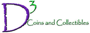 D-Cubed Coins and Collectibles