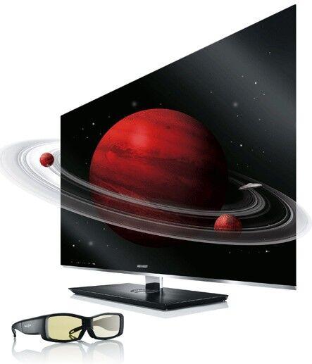 3D-Fernseher von LG, Toshiba und Samsung im Preis-Leistungsvergleich
