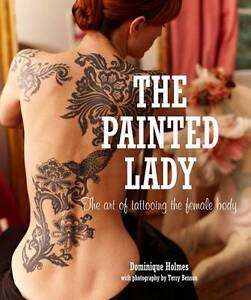 THE PAINTED LADY by Dominique Holmes : WH2-R6B : HBS 692 : NEW BOOK