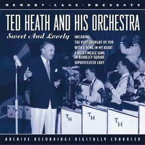 Sweet And Lovely, Heath, Ted, Very Good CD