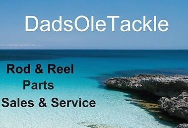 Dadsoletackle Rod and Reel Parts