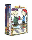 Peanuts - Classic Holiday Collection Gift Set (DVD, 2000, 3-Disc Set, Sensormatic; Contains Bonus Peanuts Features) (DVD, 2000)