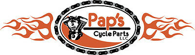 Pap's Cycle Parts