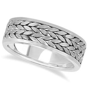 How To Buy Mens Wedding Bands On EBay