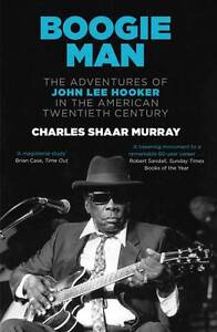 MURRAY,CHARLES-BOOGIE MAN  BOOK NEW