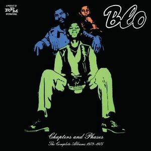Blo - Chapters and Phases: The Complete Albums 1973-1975 (2009)  CD  NEW/SEALED