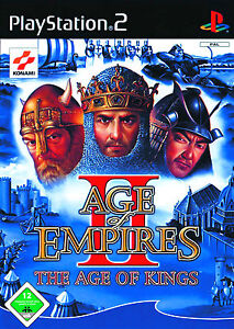 Age Of Empires II: The Age Of Kings (Sony PlayStation 2, 2005, DVD-Box) - Bad Homburg, Deutschland - Age Of Empires II: The Age Of Kings (Sony PlayStation 2, 2005, DVD-Box) - Bad Homburg, Deutschland
