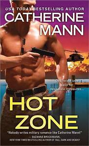 Hot Zone (Elite Force: That Others May Live)-ExLibrary