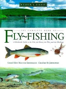 Complete-Book-of-Fly-Fishing-by-Malcolm-Greenhalgh-1999-Hardcover
