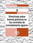 2 - Directrices Sobre Buenas Practicas en los Contratos de Arrendamiento Agrario, Food and Agriculture Organization of the United Nations, 9253046678