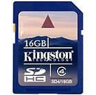 16GB SDXC UHS-I Mobile Phone Memory Cards