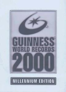 Guinness World Records 2000 : Millennium...