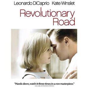 Revolutionary Road DVD Leonardo DiCaprio,Kate Winslet Christopher Fitzgerald NEW