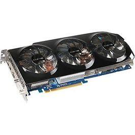 Gigabyte AMD Radeon R9 280X (GV-R928XOC-3GD) 3GB GDDR5 SDRAM PCI Express  3 0 x16 Video Card
