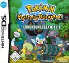 Pokémon Mystery Dungeon: Erkundungsteam Zeit (Nintendo DS, 2008)