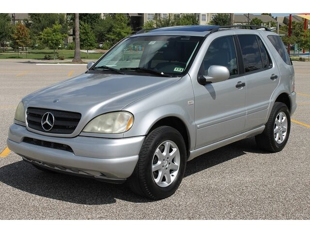 Envy 2000 mercedes benz ml430 suv for 2000 mercedes benz ml430