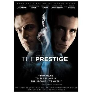 The Prestige (DVD, 2007)