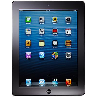 NEW & SEALED APPLE iPad 4th Generation with Retina Display 16GB, Wi-Fi - Black