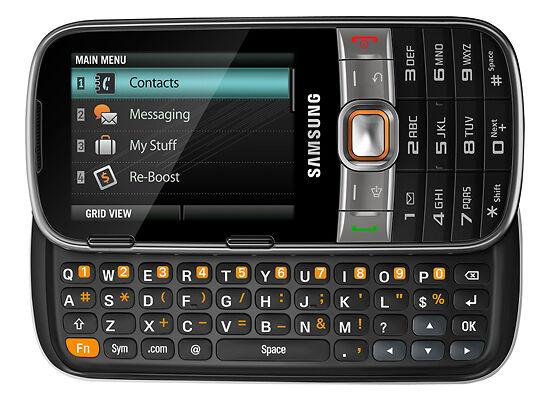 Samsung Array SPH-M390 - Gray (Sprint) Cellular Phone