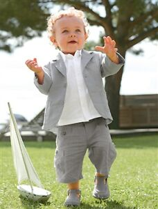 your guide to buying suits for baby boys