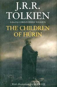 The-Children-of-Hurin-by-J-R-R-Tolkien-2007-NEW-1st-1st