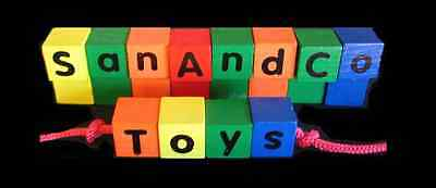SanAndCo Party Favors+Classic Toys