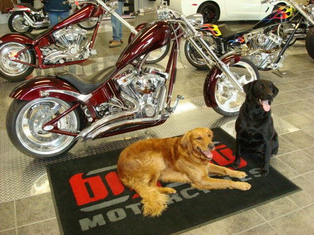 Big Dog Chopper DT Big Dog Motorcycles