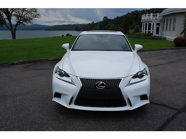 2014 Lexus Is 350 F Sport Interior Car Interior Design