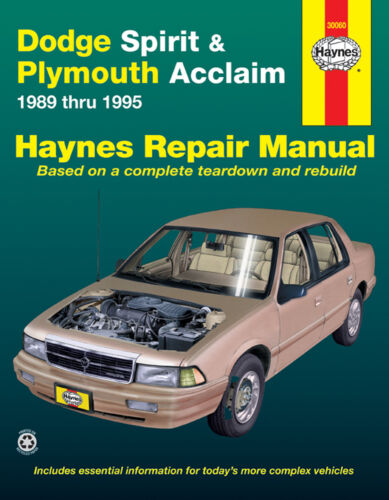 Haynes-Publications-30060-Repair-Manual