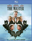 The Master (Blu-ray Disc, 2013, 2-Disc Set)