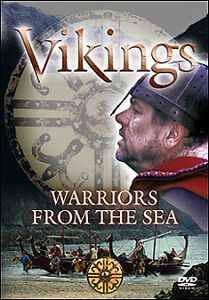 Vikings - Warriors From The Sea [DVD] - Film & TV