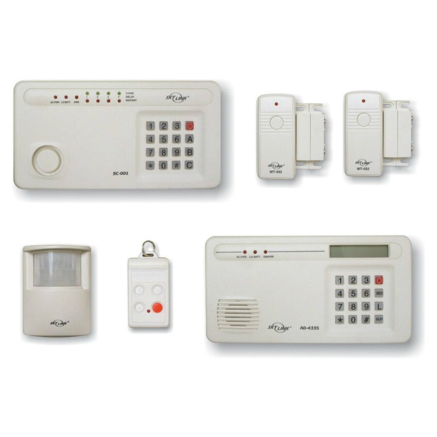 What to Consider When Buying an Alarm System