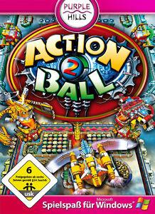 Action Ball 2 (PC, 2008, DVD-Box) von Purple Hills - @ home, Deutschland - Action Ball 2 (PC, 2008, DVD-Box) von Purple Hills - @ home, Deutschland