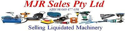 MJR Sales Pty Ltd