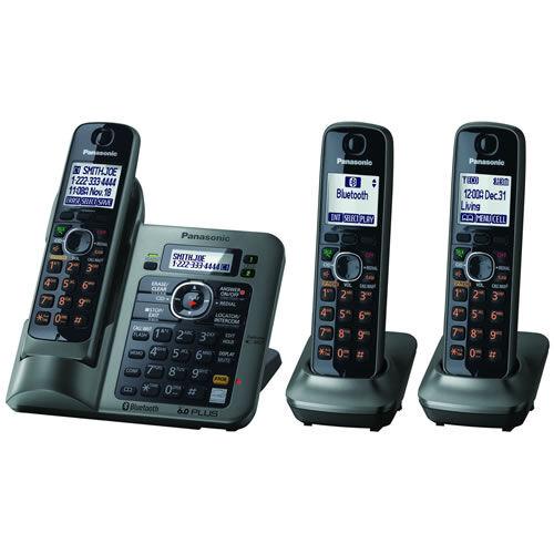 Panasonic KX-TG7643M Cordless Telephone