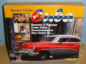 Various Artists - Buena Vista Cuba (2001...