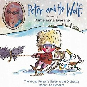 Prokofiev-Peter-and-the-Wolf-Acceptable-CD