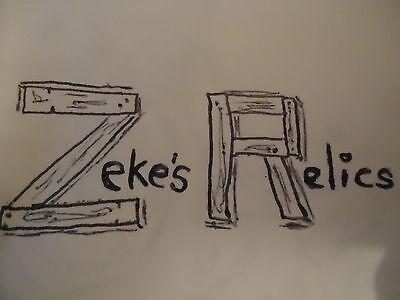 Zeke's Relics