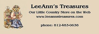 LeeAnn's Treasures and Crafts