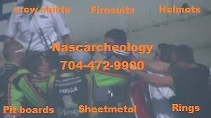 Nascarcheology