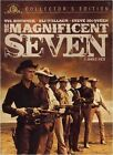 The Magnificent Seven (DVD, 2009, Collector's Edition)