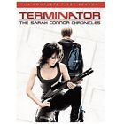Terminator - The Sarah Connor Chronicles: The Complete First Season (DVD, 2008, 3-Disc Set) (DVD, 2008)