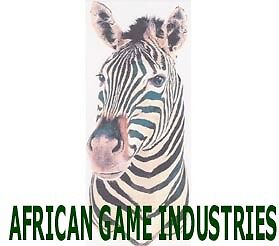 AFRICAN GAME INDUSTRIES, INC